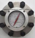 5.5 Carro del M3 5.5 Cbm LPG 5500 litros del LPG del dispensador de carro del reaprovisionamiento