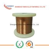 在庫のNC005/CuNi2/GCN5Withの銅のニッケル合金ワイヤー0.1mm