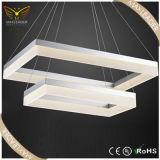 Beleuchtung von Modern Hanging Decoration LED White Chandelier (MD7333)
