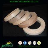Fascia di bordo di legno dell'impiallacciatura di Natrual per la mobilia