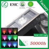 Cinco cores IP68 Beautiful LED Solar Path Light