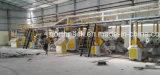 WJ1600-2200 tipo cadena de producción acanalada de la cartulina