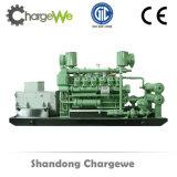 セリウムの電気公認の性質のガスエンジンかガス電動発電機はセットした(300kw)