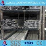 6063 6061 Aluminium-quadratisches Gefäß/Rohr für Decken-Gebrauch