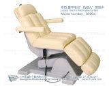 Cama facial elétrica da massagem do robô