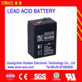 UPS Use (SR4.5-6)のための6V 4.5ah Lead Acid Battery
