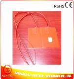 подогреватель силиконовой резины подогревателя принтера 3D 120*200*1.5mm