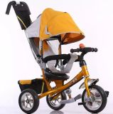 최신 판매 최고 질 유모차 아기 세발자전거 (OKM-653)