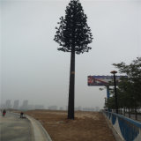 Torretta cammuffata dell'albero della palma da datteri dell'alga/palma Bionic per la telecomunicazione