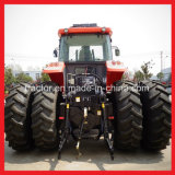 240HP農業トラクター、Kat 4の動かされた農場トラクター(KAT 2404)