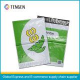 Sacchetti di plastica del corriere con il marchio personalizzato di stampa