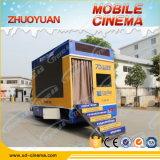 A maioria de cinema móvel High-Class do cinema 5D 7D do rendimento