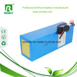 paquet de batterie Li-ion de 12V 24ah pour le chariot de golf électrique d'E-Vélo