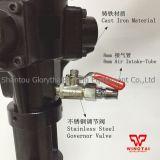 1/8 dispositif trembleur industriel pneumatique de peinture de HP pour la peinture, encre