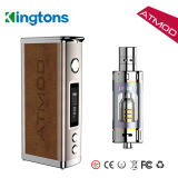 Cigarrillo electrónico 60W Atmod de la Mod del mejor de E rectángulo del cigarrillo de Kingtons