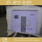 실크 온수기를 위한 스크린에 의하여 인쇄되는 접촉 스크린 강화 유리