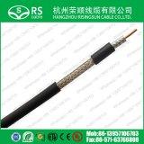 cabo de ligação em ponte do conetor do cabo coaxial 3D-Fb de 50ohm RF