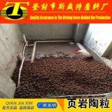 Arena de Ceramsite de la fuente de la fabricación para el tratamiento de aguas residuales