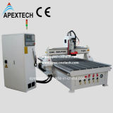 Маршрутизатор CNC с автоматической машиной CNC изменения инструмента для Woodworking (1825LATC)