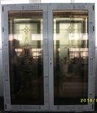 Окно Casement высокого качества подгонянное профессионалом двойное застекленное алюминиевое (ACW-039)