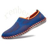 Chaussures de l'espadrille des hommes chauds neufs de mode