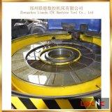 Machine de rotation verticale conventionnelle manuelle de tour du double fléau C5240