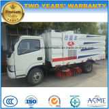 Vrachtwagen van de Veger van de Straat van Rhd van Dongfeng de Kleine Automatische voor Verkoop