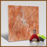 木製の穀物のホテルの装飾によって艶をかけられるGloosyの陶磁器の床タイル
