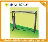 Metallausstellungsstand-Kleid-Speicher-System-Möbel-Kleidungs-Zahnstange
