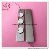 De ultrasone Piezo Kristallen Piezoelectric Pzt 2000kHz van de Omvormer van Piezo Keramiek