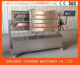 Macchina d'imballaggio a vuoto del doppio alloggiamento di inclinazione, registrazione di posizione 0-45 Dz-600