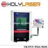 Máquina de estaca santamente do laser da fibra do laser de Zhejiang para o metal