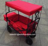 Chariot compressible pour des enfants avec l'écran