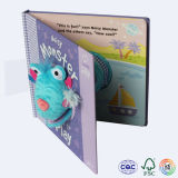 Image Story Book de Monkey Monster pour Children