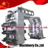 Máquina de impressão Flexographic de Flexo da pilha