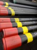 Tubo de acero al carbono con rosca Stc / Ltc / Btc