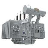 220kv Oil-Immersed電源変圧器(SSZ10-100000/220KV)