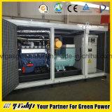 Gerador de potência 200kVA do gás com Amf&ATS