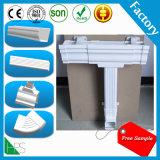 Collecteur de l'eau de pluie de creux de la jante de PVC de conduite d'eau
