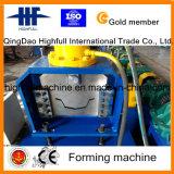 China kleurde het Gegalvaniseerde Broodje van de Goot Vormt Machine