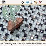 Verre en mosaïque de verre carré en verre avec prix d'usine