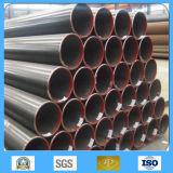 Tubulação de aço sem emenda de carbono de ASTM A53/A106/API 5L Grb Sch40