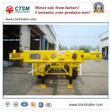 2-Axle 20FT Behälter-Rahmen/Skeleton LKW-Schlussteil