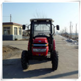 Entraîneurs de haute qualité 45HP 4WD avec la conformité de cabine et de CE de chaufferette