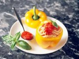 Sauce tomate délicieuse de vente chaude de la Chine de qualité