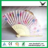 Houten Ventilators van de Zijde van de douane de Vouwbare
