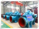 Pompe à eau électrique centrifuge en une seule étape de double aspiration avec la circulation