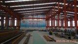 Edificio de acero del marco de la luz del bajo costo para el almacén del taller