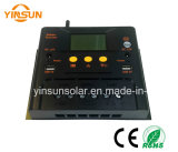 12V/24V 50Aの自動転送の太陽充電器のコントローラ(5V USB)