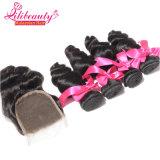 Выдвижение ранга волос 7A Remy девственницы людской малайзийской свободной волны естественное